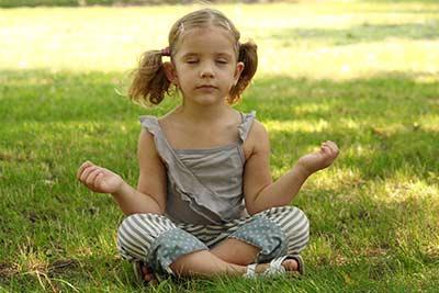 Fernstudium Meditationsleiter für Kinder