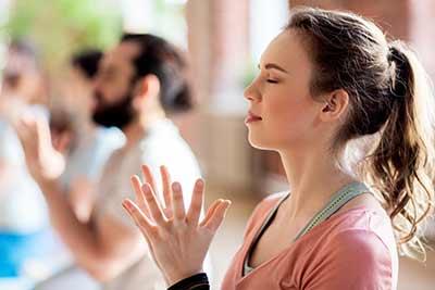 Intensivausbildung zum Meditationslehrer