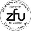 ZFU Siegel Zulassung Trainer für Entspannung & Stressbewältigung mit Kindern