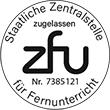 ZFU Siegel Zulassung Trainer für Meditation & Achtsamkeit mit Kindern